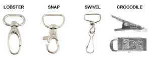 Lanyards Fittings and Hooks