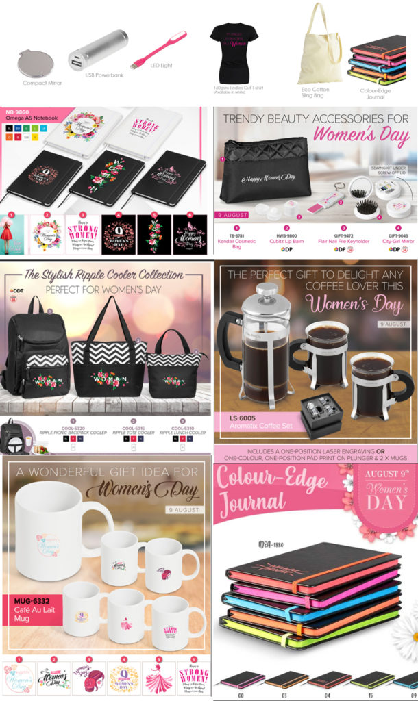 Latest Women's Day Gifts Specials