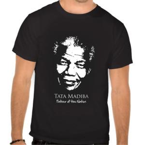 Cheap Mandela T shirts, Madiba T shirts, Tata Madiba T shirts
