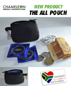 Condom Holder Pouch