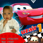 Kiddies Party Invitation Design in Durban