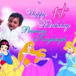 Birthday Banners for Girls by the BannerXpert