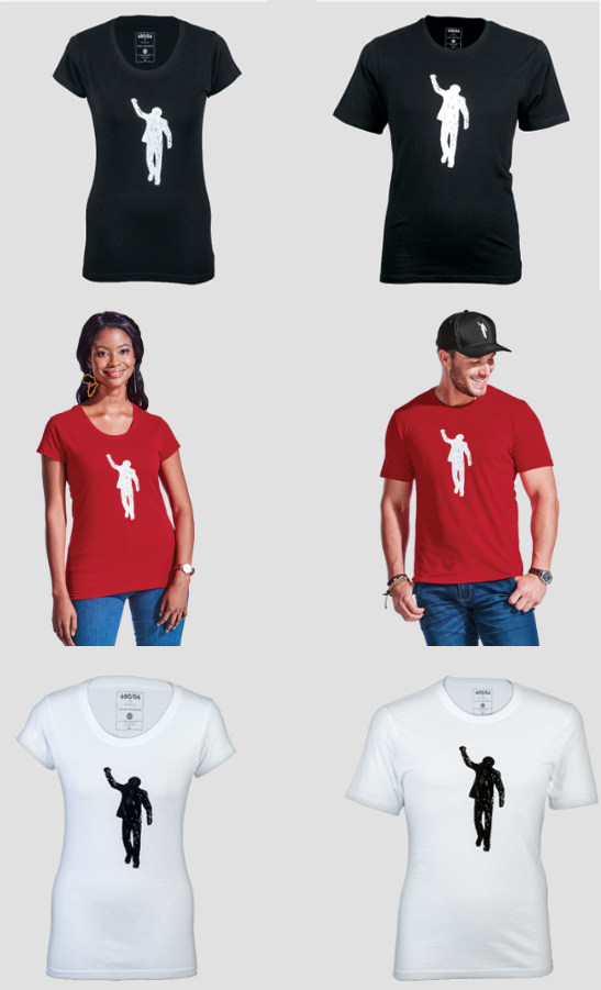 mandela T shirts