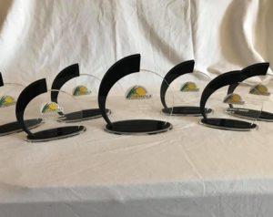 Acrylic Awards. Perspex Award Manufacturer