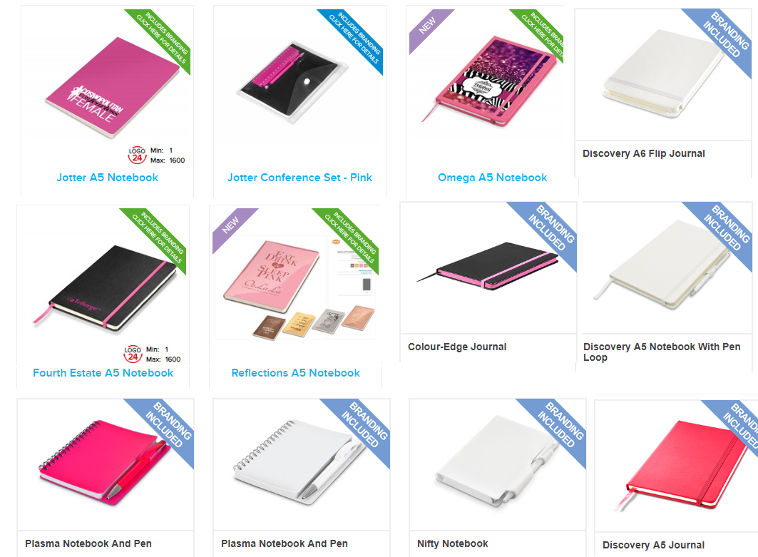 breast cancer note books