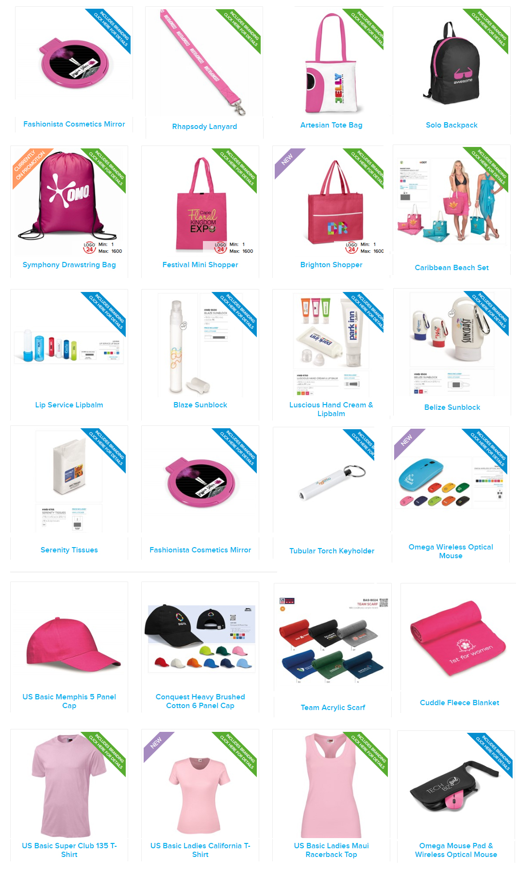 Breast Cancer Novelty Gifts