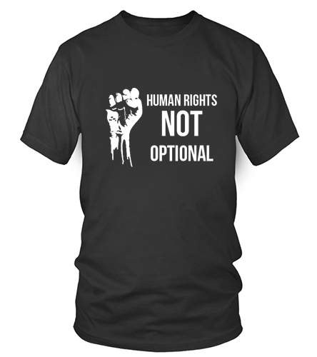 Human Rights Day T Shirts