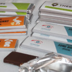 Branded Chocolates for Companies, events and hotels