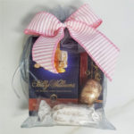 Chocolate in Organza bag with ribbon, Durban KZN