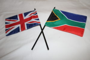 Country Desk Flags with dowel stick only