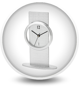 Promotional Gifts - Desktop Clock Gift