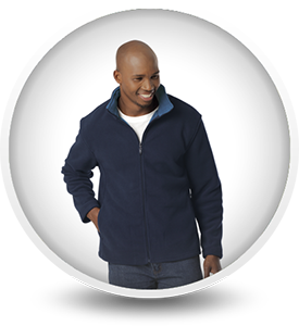 Promotional Clothing - Winter Fleece Jackets