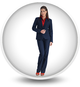 Promotional Clothing - corporate ladies office work wear uniforms