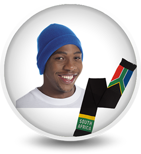 Beanies and Scarfs supplier in Durban
