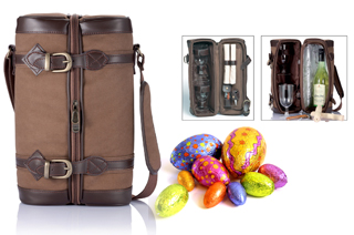Corporate Gift - Sunset Wine Cooler Bag