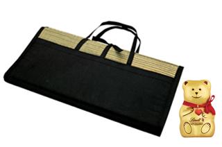 Corporate Gift - Straw Mat. Branding Optional