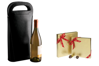 Corporate Gift - Double Wine Carrier