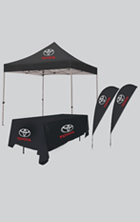 Outdoor Event Branding Kit,South Africa