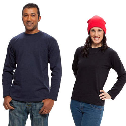 Long Sleeve T shirts,Durban Supplier, South Africa