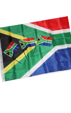 SA Supporter Flag and handheld flag,South Africa