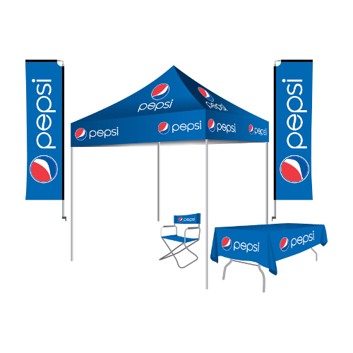 Outdoor Event Branding Kit, South Africa