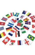 Custom company world cup buntings,South Africa