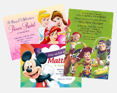 Custom Party  and Birthday Invites, Durban. Party Invitations for email and BBM
